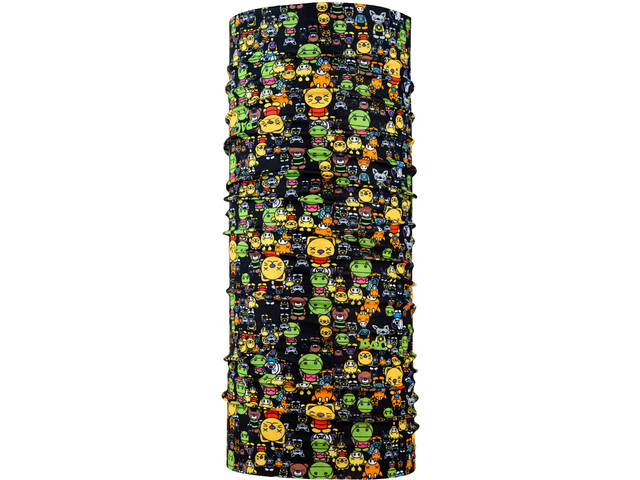 P.A.C. Kids UV Protector+ Multifunctional Scarf Kids little monsters
